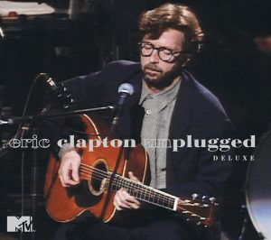 Eric Clapton - Unplugged Cover