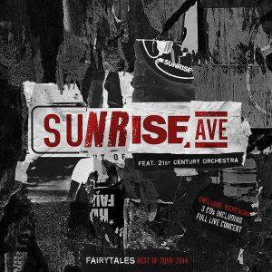 Sunrise Avenue - Fairytales Cover