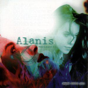 Alanis Morisette - Jagged Little Pill Cover
