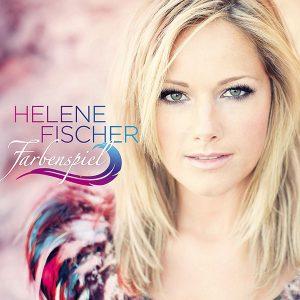 Helene Fischer - Farbenspiel Cover