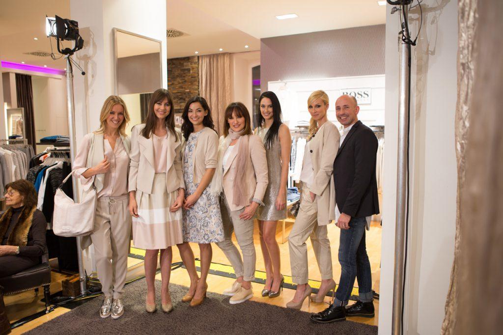 Hochstetter Fashion Show Februar 2016