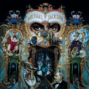 Michael Jackson Dangerous Cover