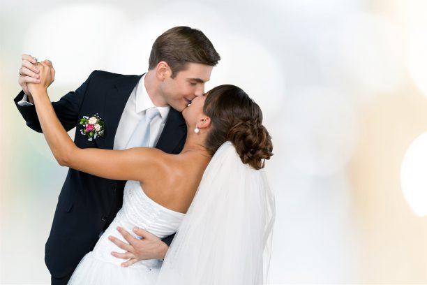 Brautpaar - Trauringe