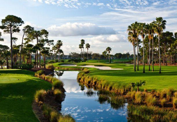 Golfen in Florida