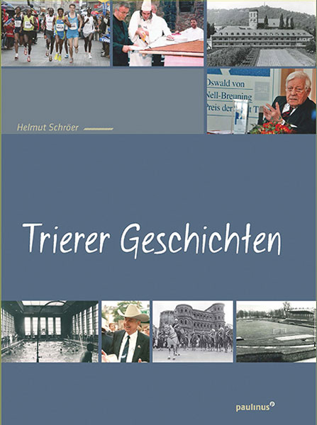 Buch Trierer-Geschichten