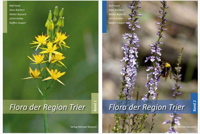 Buch flora-der-region-trier
