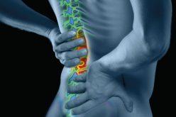 Rückenschmerzen Foto