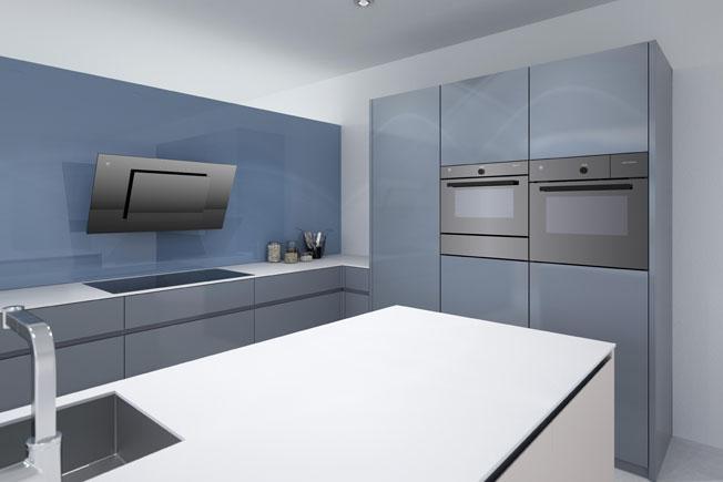 moderne k chenger te von v zug top magazin trier ihr. Black Bedroom Furniture Sets. Home Design Ideas