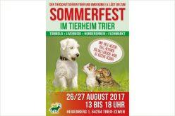 Tierheim Trier Sommerfest