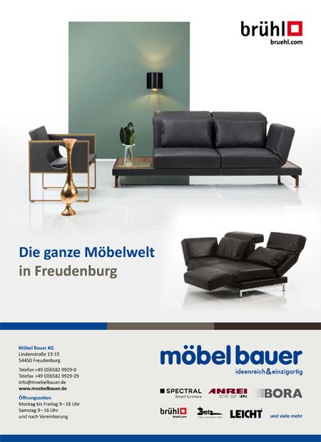 Möbel Bauer Freudenburg mbel bauer freudenburg modell tl inkl bezug onyx aus sitzer