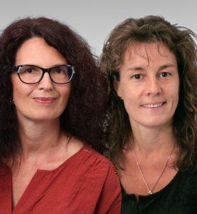 Britta Salz und Nicole Becker, Heilpraktikerinnen