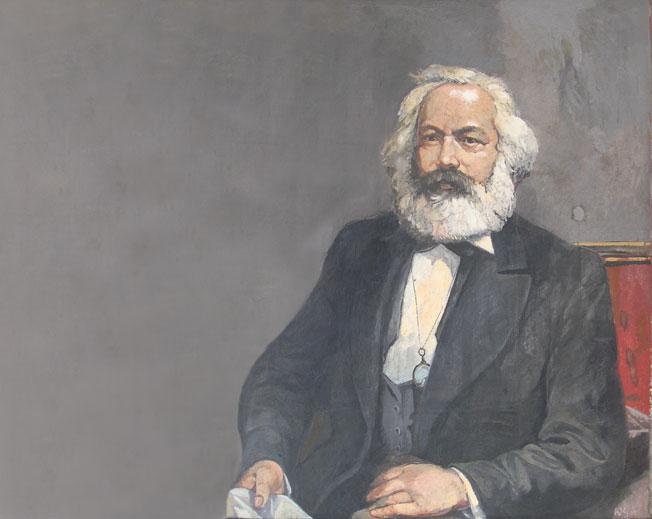 Willi-Sitte-Karl-Marx
