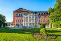 Trier, Kurfürstliches Palais und Konstantinbasilika