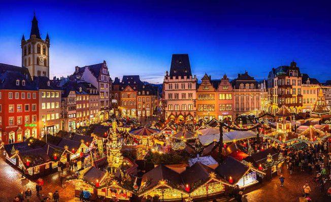 Trierer Weihnachtsmarkt 2017