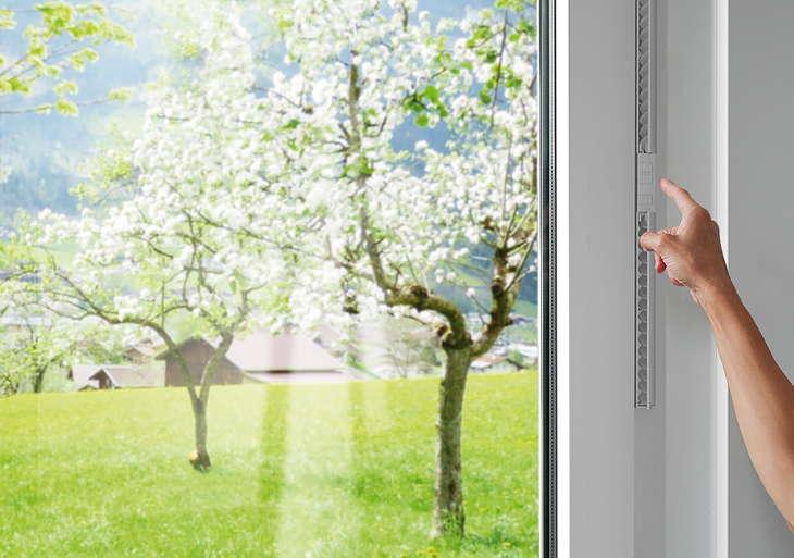 Revolutionäre Fenstertechnik COPLANING S.A.