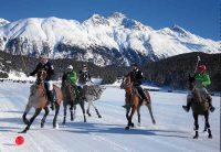 ENGADIN St. Moritz: Snow Polo World Cup St. Moritz