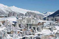 ENGADIN St. Moritz: The Carlton Hotel St. Moritz